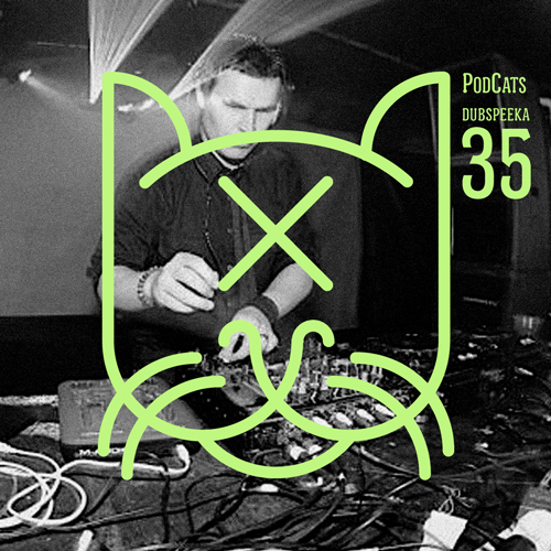 [Suara PodCats 035] Dubspeeka (Studio Mix)