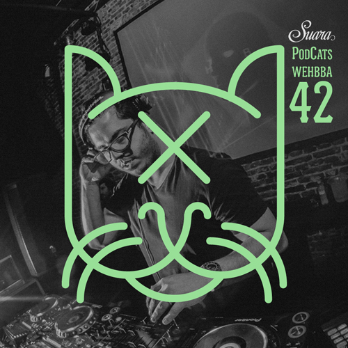 [Suara PodCats 042] Wehbba (Studio Mix)