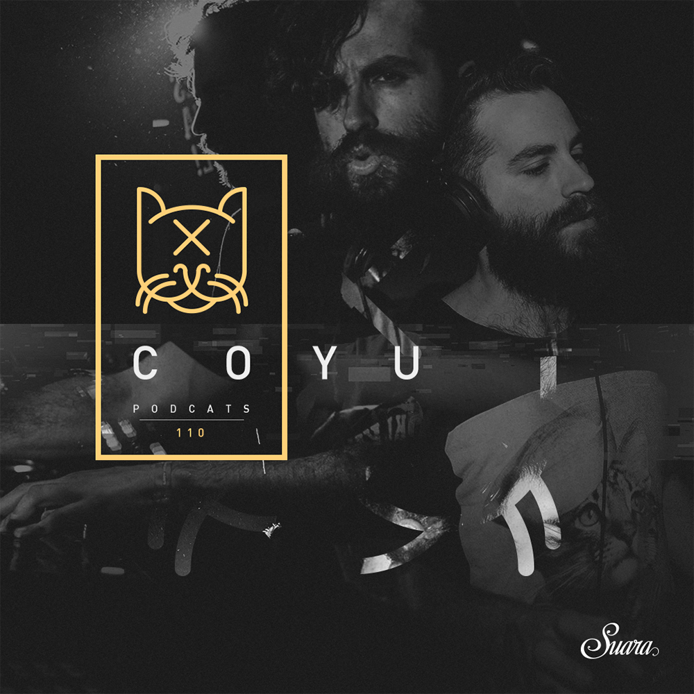 [Suara PodCats 110] Coyu @ Beatport Streaming (ADE 2015)