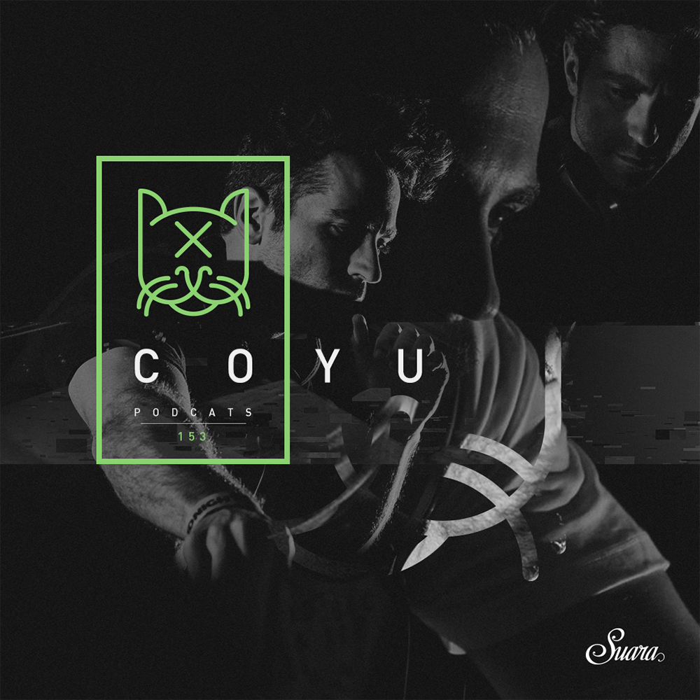 [Suara PodCats 153] Coyu @ Suara Night (BPM Festival 2017)