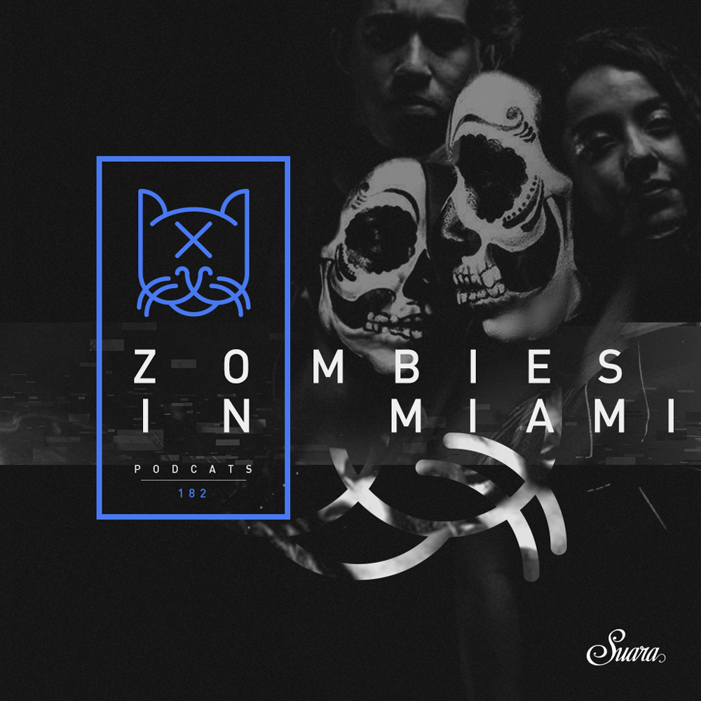 [Suara PodCats 182] Zombies In Miami live @ Suara Showcase (Brunch In The City Barcelona)