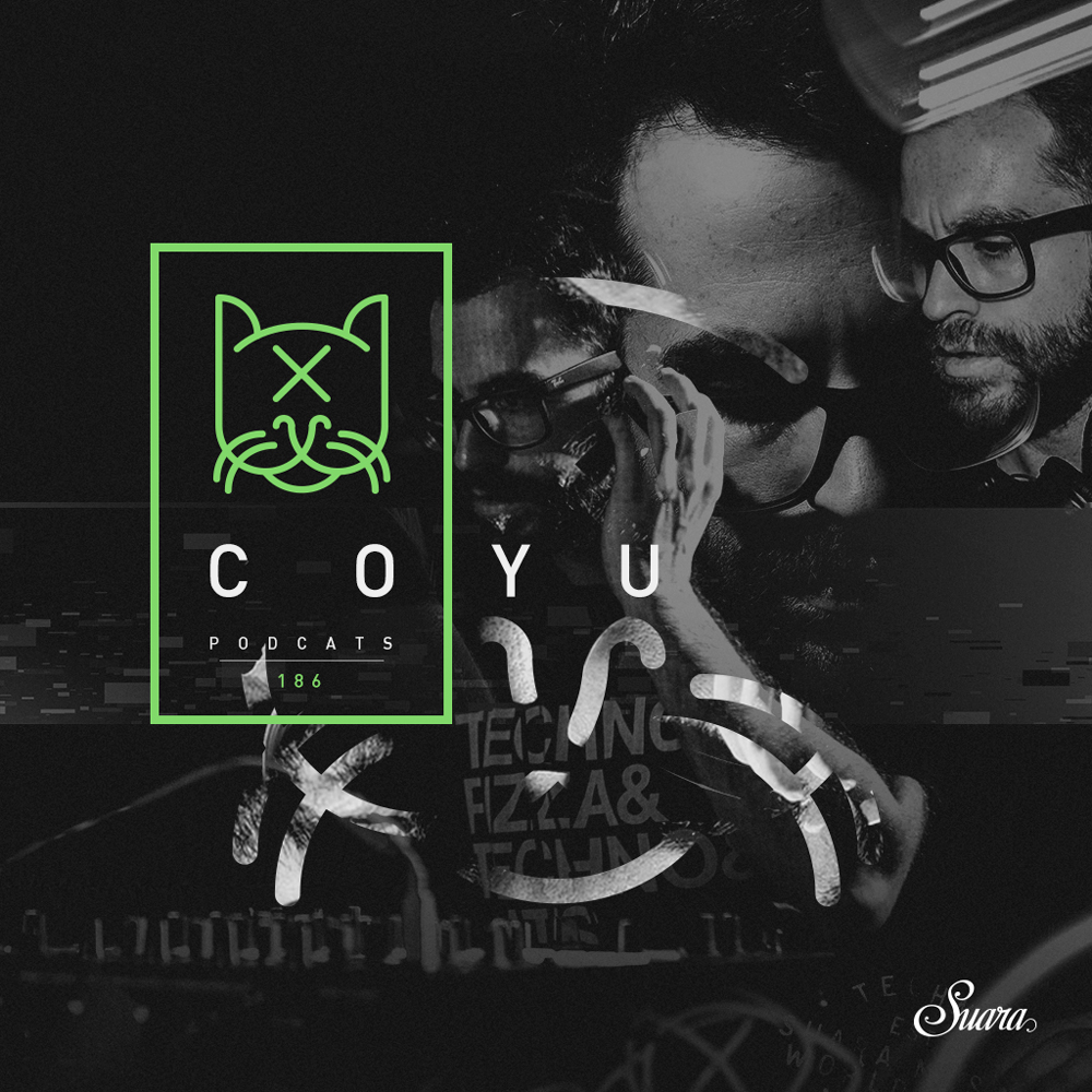 [Suara PodCats 186] Coyu @ The Rex Club (Paris)