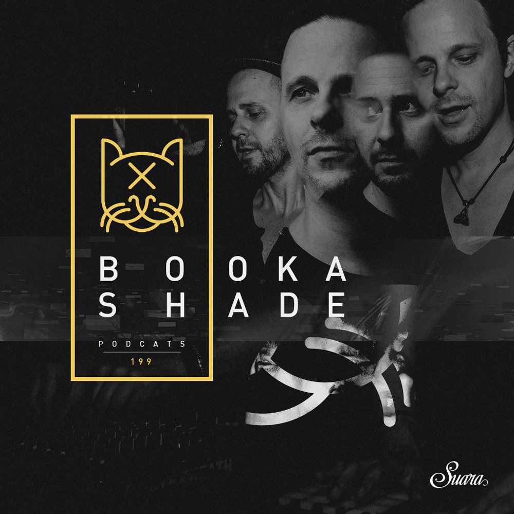 [Suara PodCats 199] Booka Shade (Studio Mix)