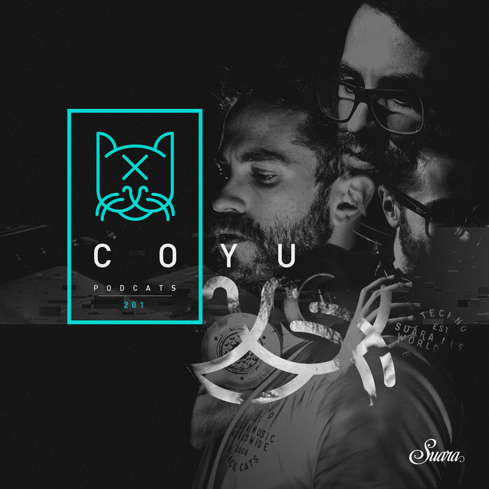 [Suara PodCats 201] Coyu live at Hyderabad (India)