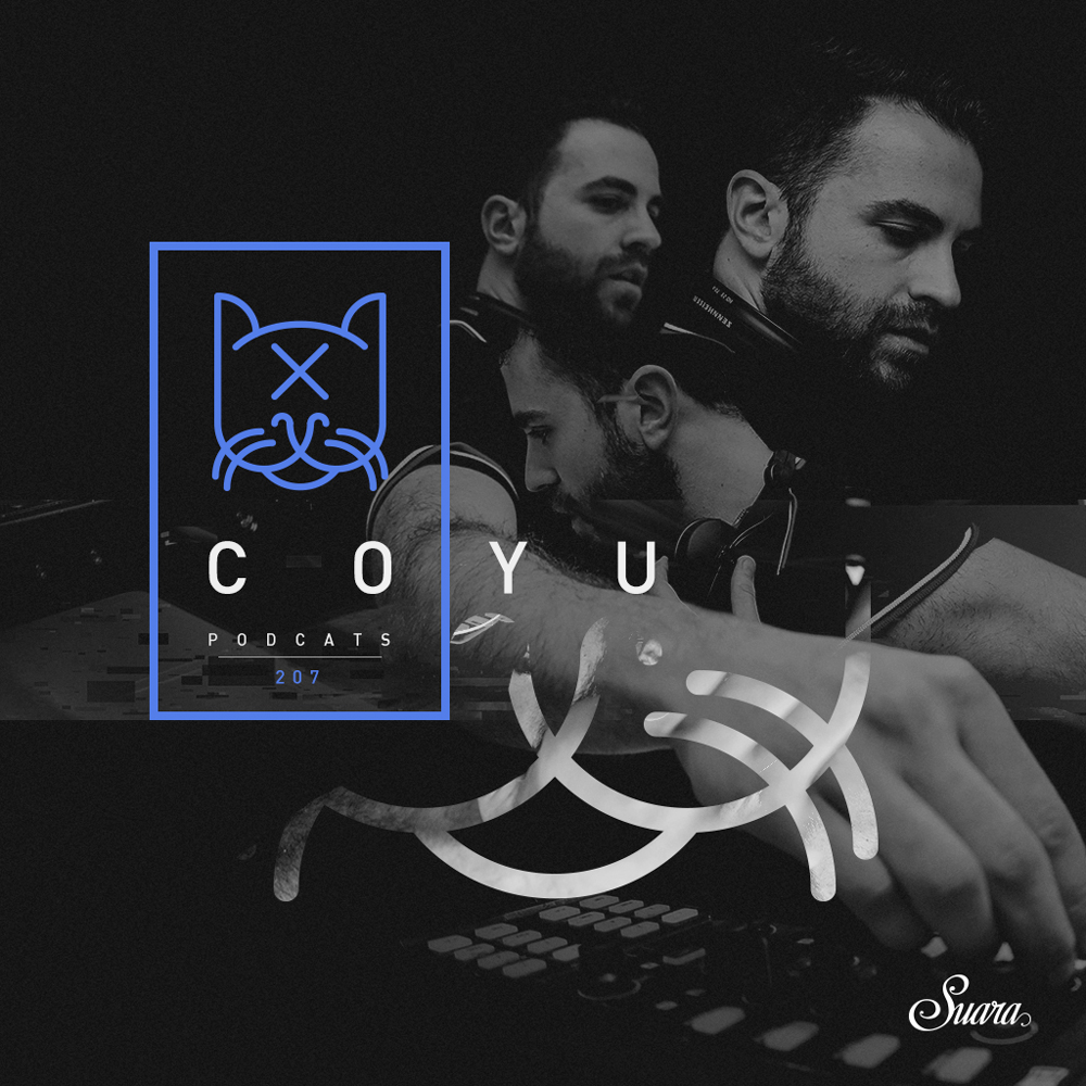 [Suara PodCats 207] Coyu @ Watergate (Berlin)