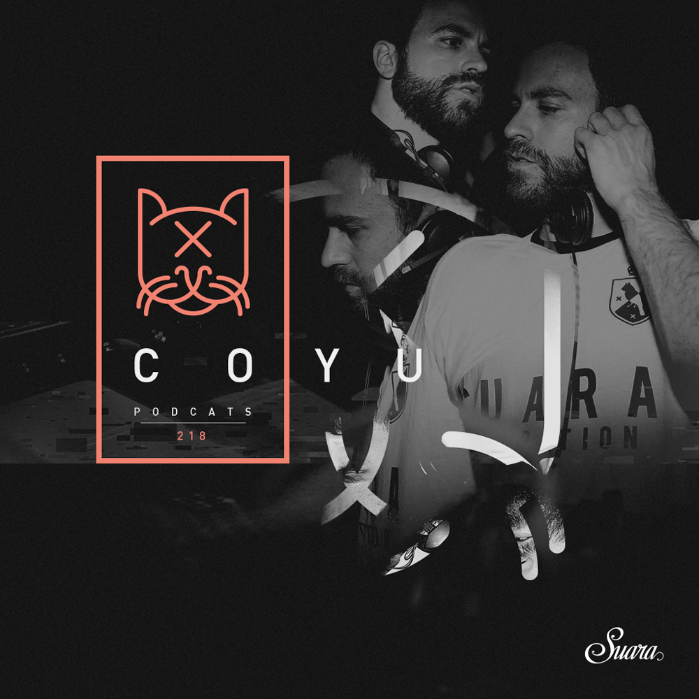 [Suara PodCats 218] Coyu @ Le Diskret Club (Lyon, France)