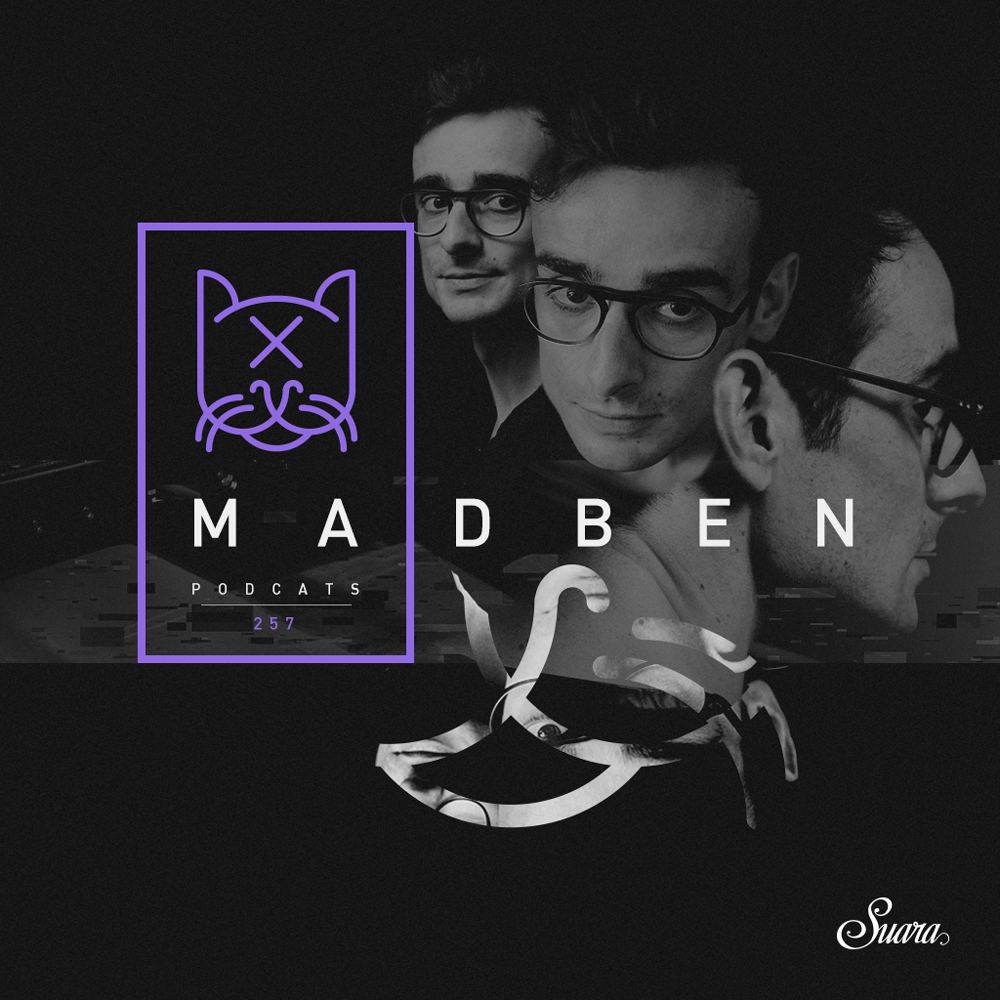 [Suara PodCats 257] MadBen (Studio Mix)